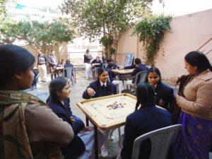 Hostel School Gwalior Carom