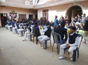 Hostel School Gwalior Chair Race