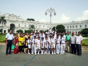 Best School Jai Vilas  Palace Picnic