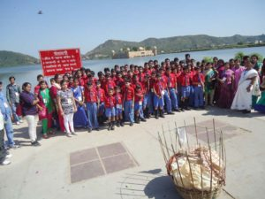 Best Day Hostel School Tour Gwalior India