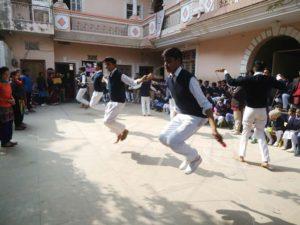 Hostel School Gwalior Skipping