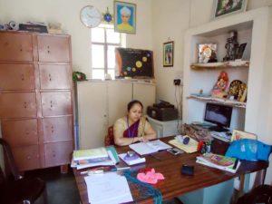 Rising Public School Principal