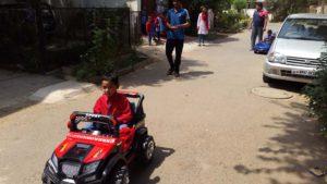 Play School Car Activities