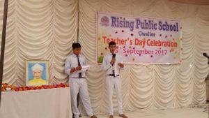 The Best School Program Teacher`s Day