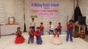 The Best Play School Program Teacher`s Day
