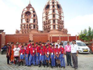 Rising School Tour Delhi