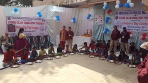Children Day Program Rising