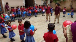 Children Day Activities Gwalior India
