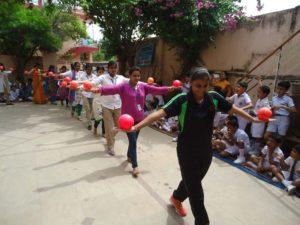 Best School Children Day Ball Activities