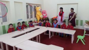 Best Play School classes in Gwalior MP India